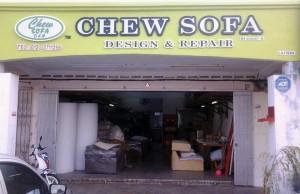 Chew Sofa Repair Melaka