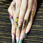 Nail art manicure melaka (2)
