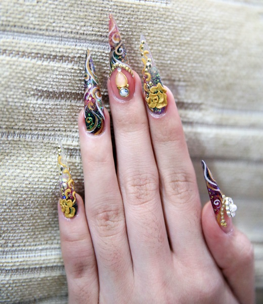 Nail Artz Studio   Manicure   Pedicure   Nail Course - Melaka