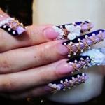 Nail art manicure melaka (6)