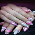 Nail art manicure melaka (7)