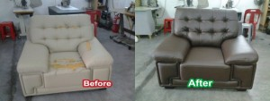 PU seat repair melaka