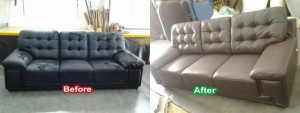 leather sofa repair