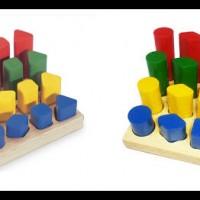 Geometric Sorting Board_toy melaka