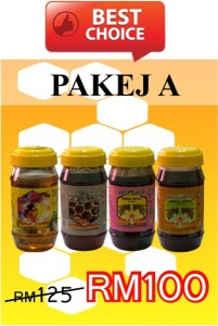 Honey malaysia Package A
