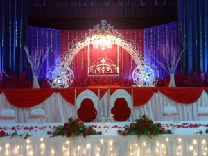 Wedding stage (3)