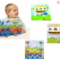 Wonderworld Transportation Matching game