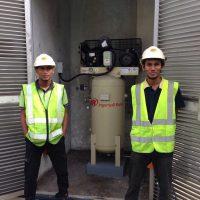 Generator mesin supplies and repair