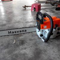 Hasvana chain-saw-melaka