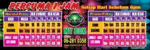 Melaka Raya Outlet KTV Pricing