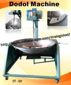 melaka dodol maker machine ST
