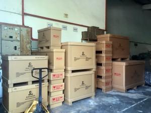 aircraft paper box malaysia2015