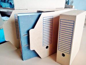 paper file box