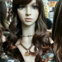 real hair wig sk1