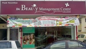 Debeauty Salon Spa Melaka
