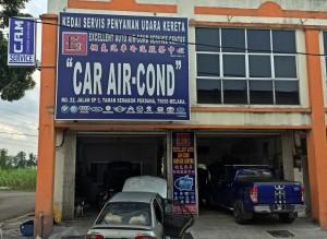 excellent2u car aircond services melaka 2014