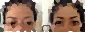 eyebrow facial melaka