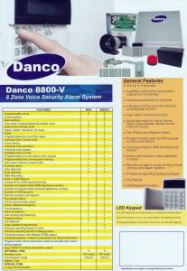 Danco Alarm Security