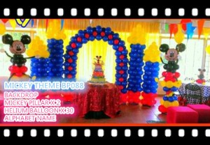 MICKEY THEME BP088