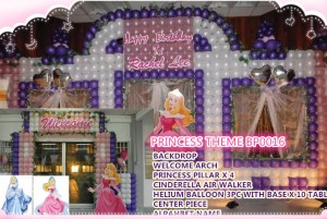 PRINCESS THEME BP0016