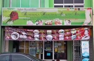 Rosemala Spa Centre Melaka