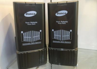 Cadenco Cctv Melaka E Tech Auto Door Danco Alarm System