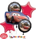 cars balloon helium