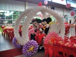 micky & minnie wedding decor