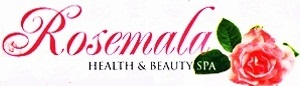 rosemala beauty spa logo