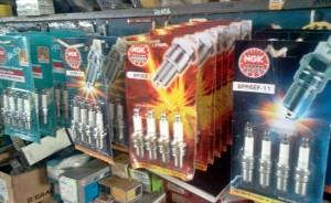 NGK spark plug