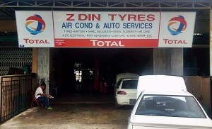 Zdin Aircond workshop