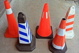 road safety emergency cone melaka