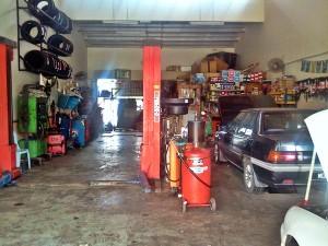 workshop melaka tyres