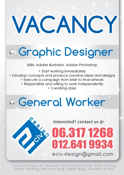 graphic design career paper The graphic designer will sharpen your print and web-based graphic design skills within a full-service,  you will be receiving job alerts for graphic designer jobs well, this is embarrassing we are having trouble saving your search you can try again or come back at a later time.
