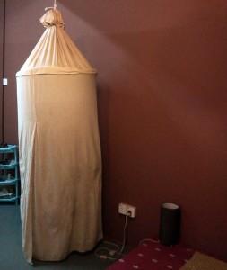 slimming steam herb room