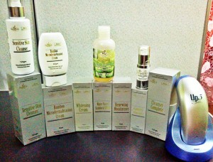 Dr Azimuth Facial Products melaka