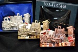 Name Card Holder Melaka Cenderamata