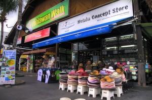 Pahlawan walk outlet sweet souvenir melaka