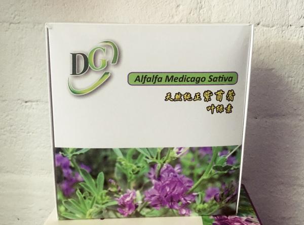 Latest Alfalfa Sachets