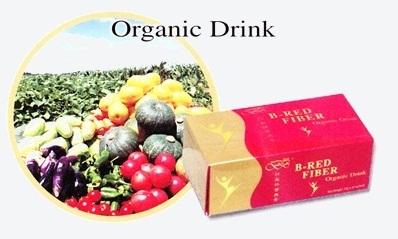 fiber organic drink