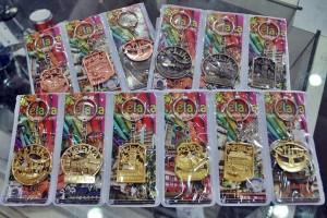 key chain melaka souvenir