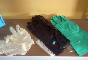 protective glove melaka