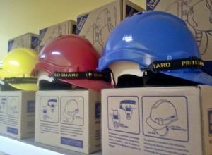 safety helmet proguard melaka