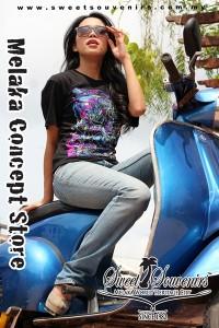 t shirt souvenir melaka (2)