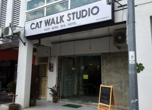 CatWalkStudio_cafe Melaka