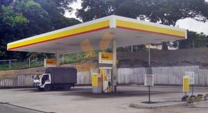 diesel station melaka shell