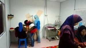 kelas jahitan tudung masjid tanah melaka class pic (2)