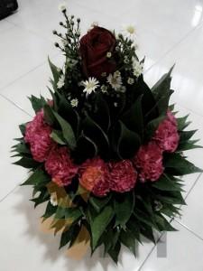 gubahan bunga hantaran melaka (3)