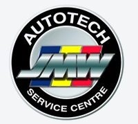 JMW Bmw service logo