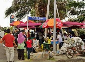 Klebang Original Coconut Shake Melaka Pages Directory
